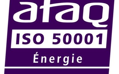 Certification ISO 50'001